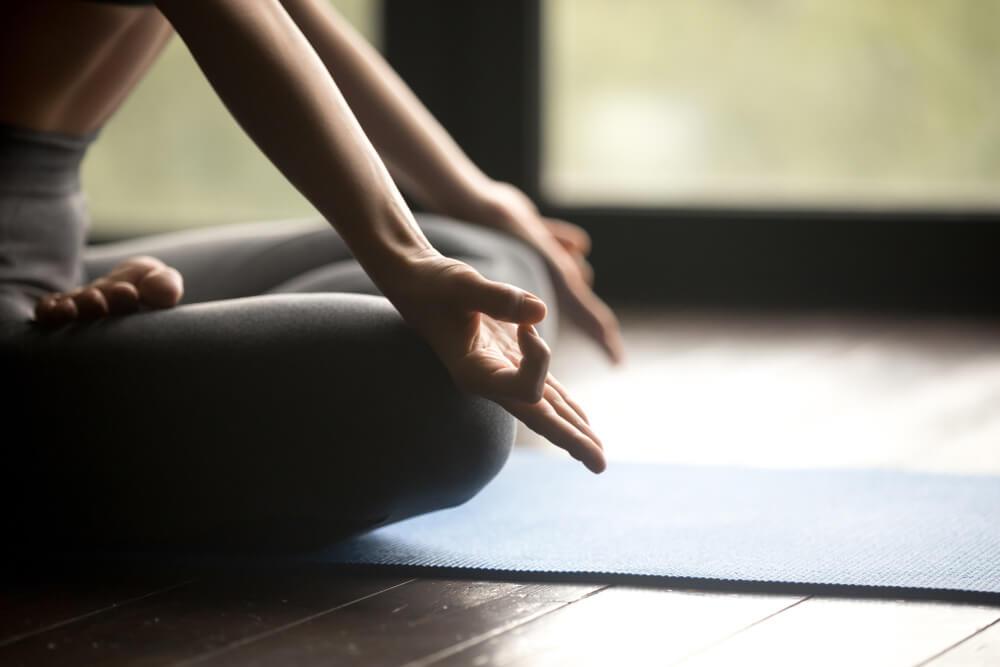 Ashtang Yoga Mudra