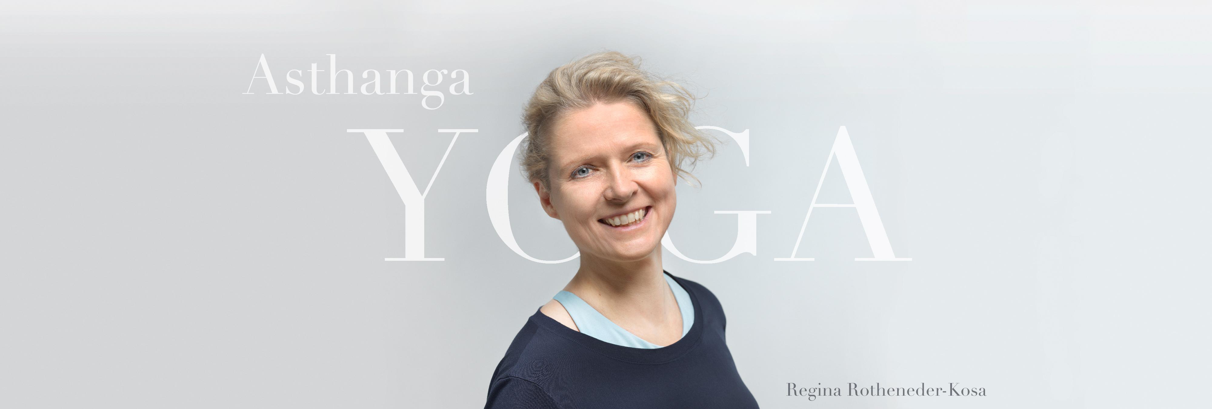 Ashtanga Yoga Regina Rotheneder-Kosa